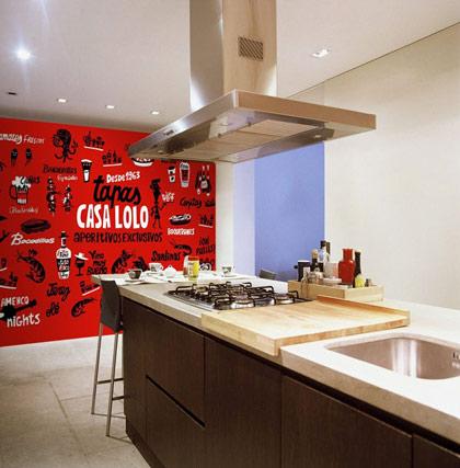 Renovar la cocina novacuina blog - Decoracion paredes cocina ...