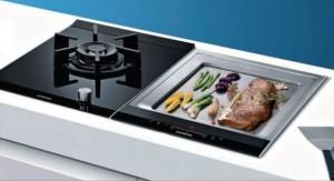 Placa teppanyaki de Siemens
